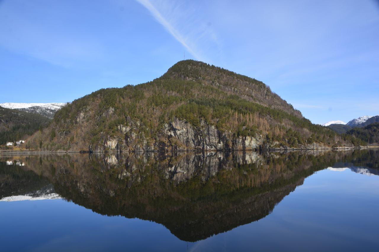 mostraumen fjord cruise