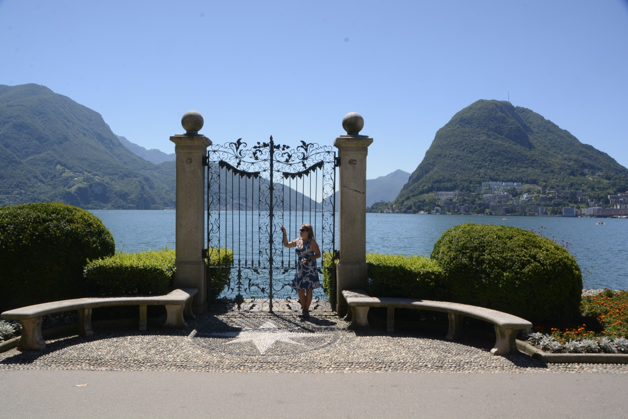 Bezoek Lugano enGandria