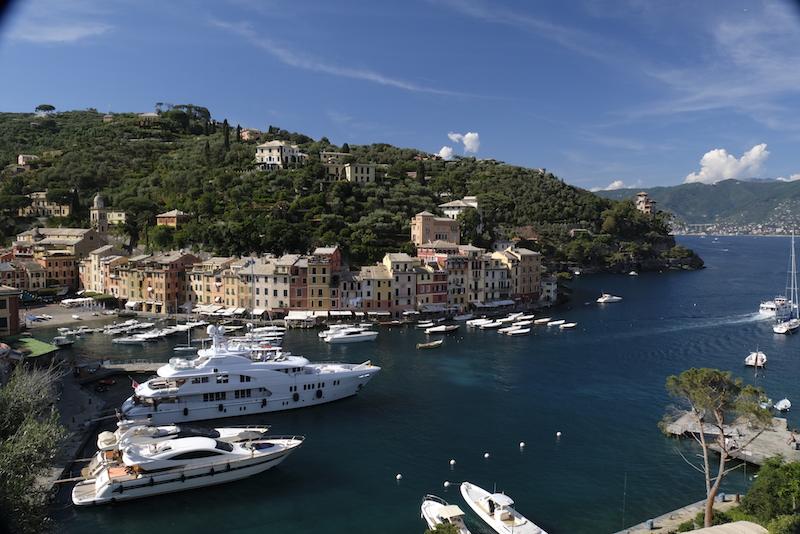 Genua en Portofino