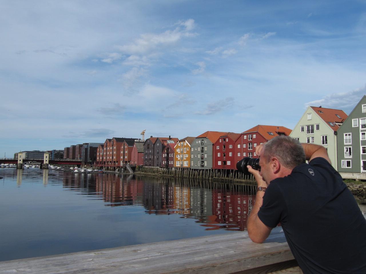 Oslo — >Trondheim