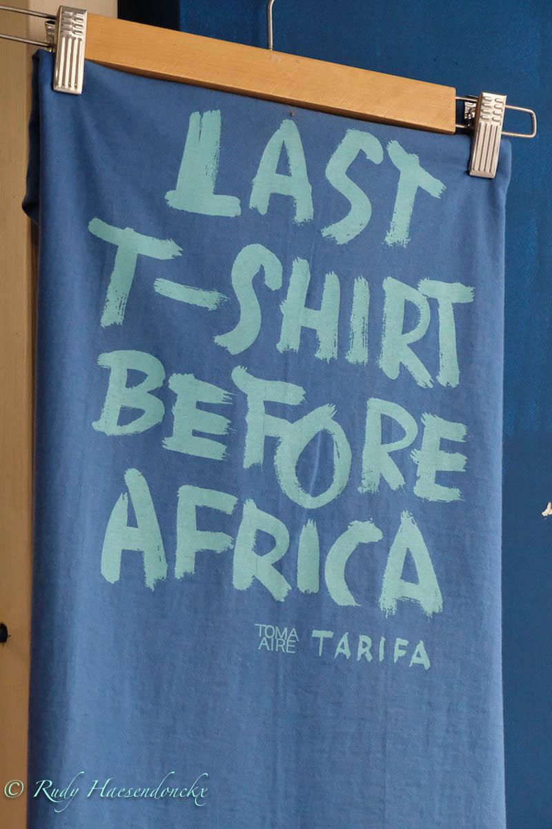 Richting Tarifa