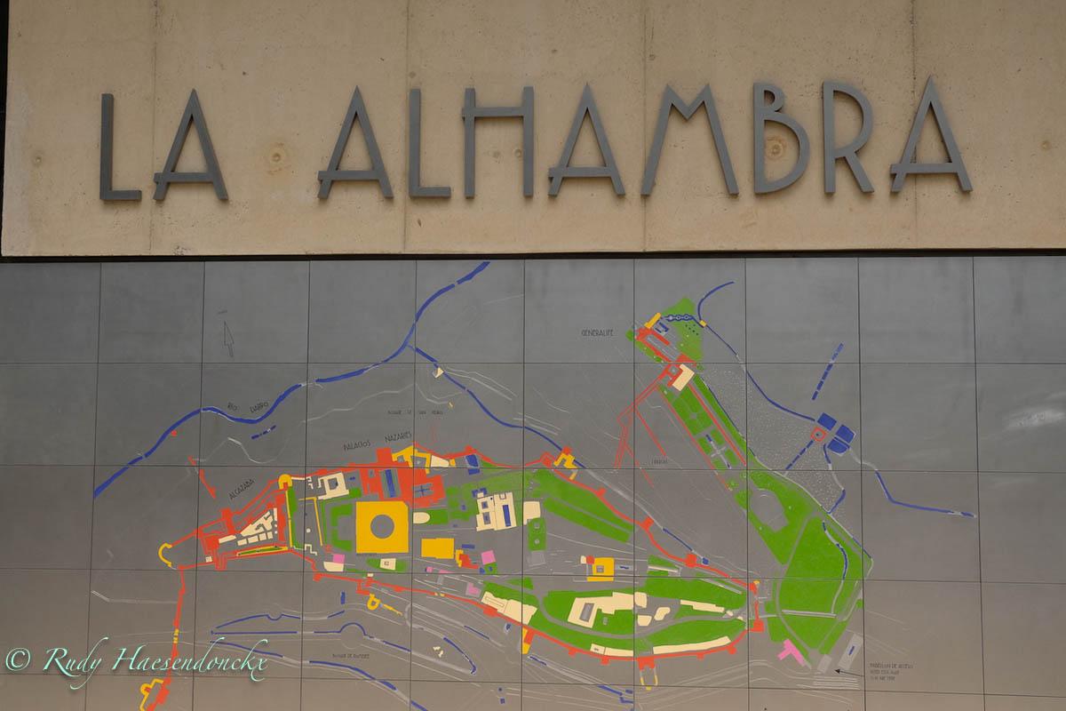 Granada en Alhambra
