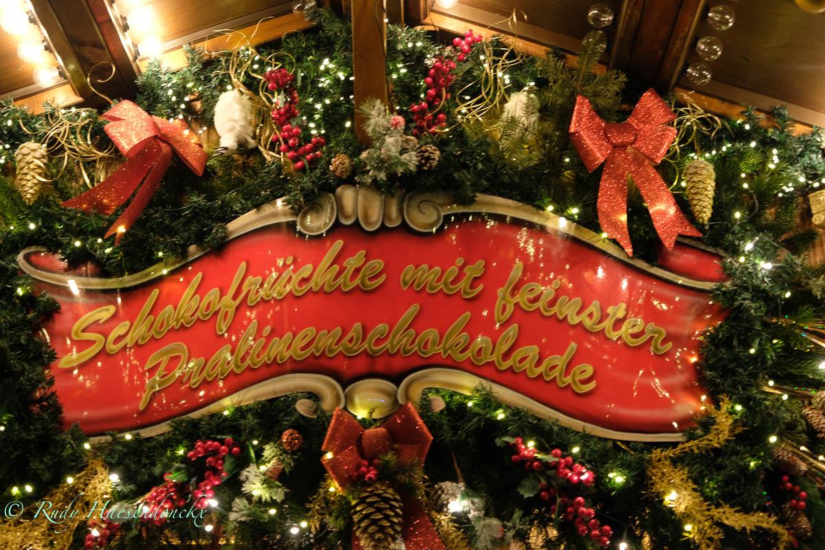 Kerstmarkt van Baden-Baden