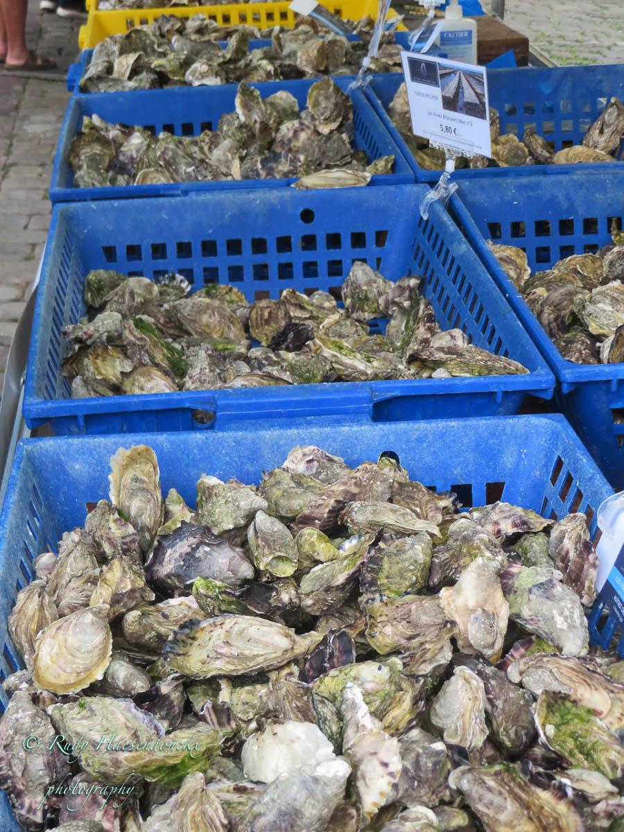 Markt in StBrieuc
