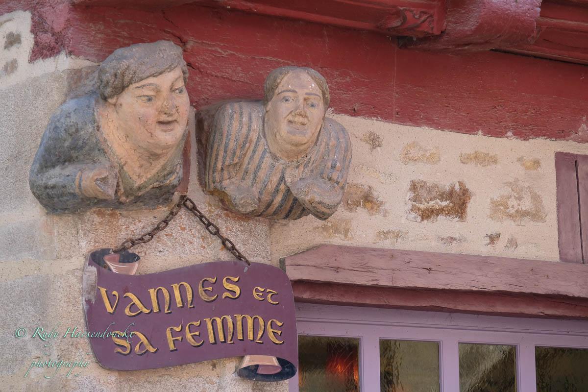 Bezoek Vannes en SaintGaustan